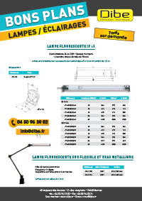 Couv Promo Lampes